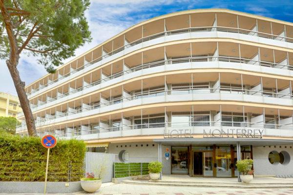 Hotel Monterrey segurifoc girona